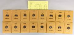 APBA Baseball 1945 Player Cards - Complete Set (1996 Printing)