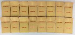 APBA Baseball 1958 Player Cards - Complete Set (1959 Edition)