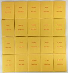 APBA Baseball 1966 Player Cards - Complete Set (1993 Printing)