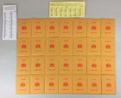 APBA Baseball 1994 Player Cards - Complete Set (1994 Printing)