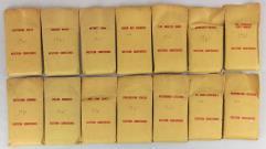 APBA Football 1961 Player Cards