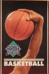 APBA Pro Basketball (1994/95 teams)