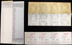 Saddle Racing Horses & Jockeys (1969 Season)