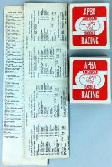 Saddle Racing Horses & Jockeys (1975 Season)