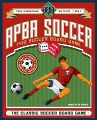 APBA Pro Soccer Board Game