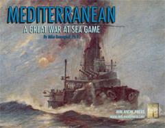 Great War at Sea #1 - The Mediterranean (2nd Edition, 3rd Printing)