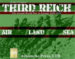 John Prados' Third Reich (2nd Printing)