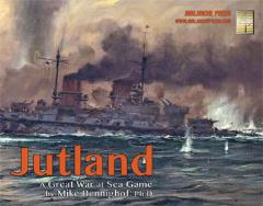 Great War at Sea #9 - Jutland - War in the North Sea and Baltic, 1914-1918 (2nd Edition)