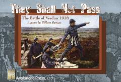 They Shall Not Pass - The Battle of Verdun 1916 (1st Edition)