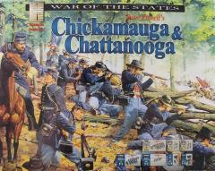 War of the States - Chickamauga & Chattanooga (2nd Printing)