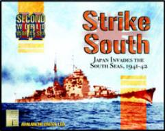 Strike South (1st Printing)