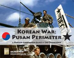 Korean War - Pusan Perimeter