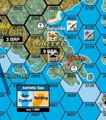 John Prados' Third Reich Deluxe Map