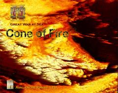 Cone of Fire (1st Printing)