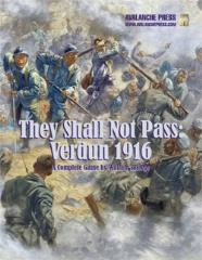 They Shall Not Pass - The Battle of Verdun 1916 (2nd Edition)