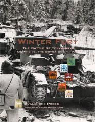 Winter Fury (2nd Edition)