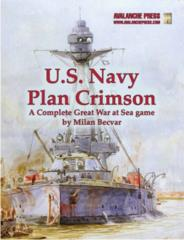 U.S. Navy Plan Crimson (2nd Printing)