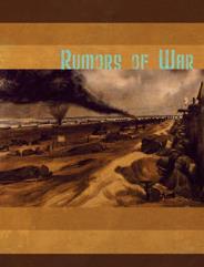 Third Reich/Great Pacific War Supplement - Rumors of War