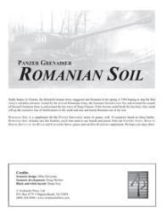 Romanian Soil