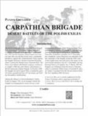 Carpathian Brigade - Desert Battles on the Polish Exiles