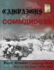 Campaigns & Commanders #1 - War in the East, 1939-1945