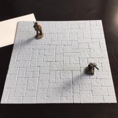 0.5mm Grey Stone Floor Sheet