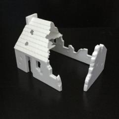 Cottage Ruins Kit