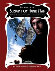 Sense of the Sleight of Hand Man, The