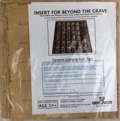 Beyond the Grave Insert