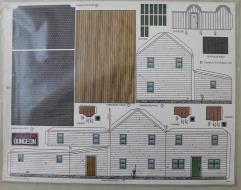 Cardstock Buildings Pack