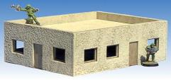 6'' x 8'' 1 Story Building