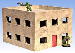 6'' x 6'' 2 Story Building