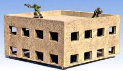 8'' x 8'' Upper Story Building