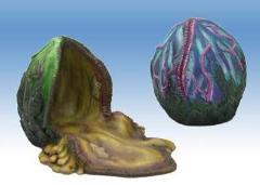 Alien Birthing Pods