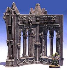 Cathedral - Inside Corner