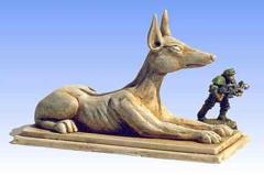 Anubis Monument