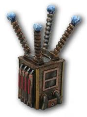 Gothic Laboratory Power Generator