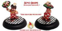 Boyo Biggins - Halfling Short Order Cook