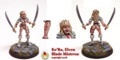 Ke'Ra the Elven Blade Mistress