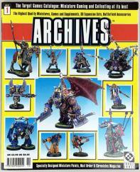 Target Games Catalog - Archives #1