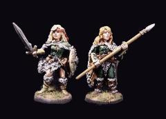 Barbarians of the North - Female