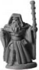 Wizard w/Staff and Dagger