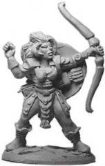 Female Ranger w/Bow