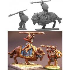 Barbarian Bison Warrior