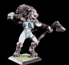 Gnoll Half-Giantess