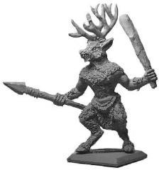 Elk Beastman Warrior