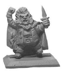 Psycho Gnome