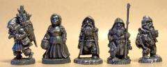 Dwarf Town Folk #1