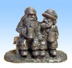 Dwarves on Bench