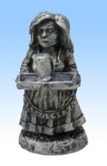 Dwarf Barmaid